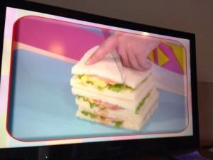 サンドイッチはどうやって作るの