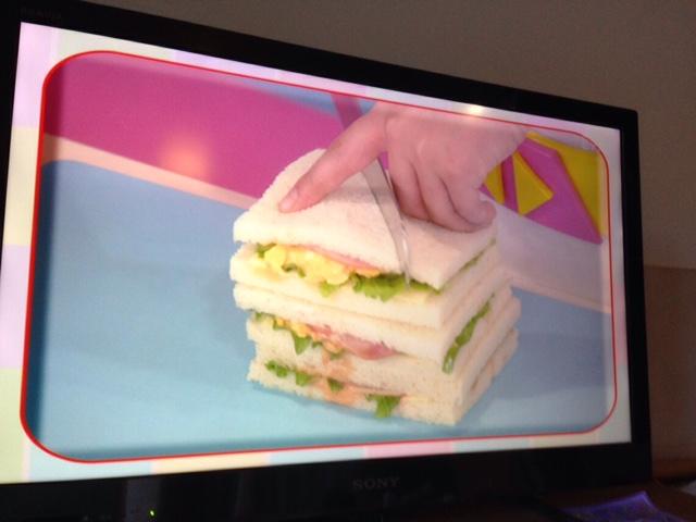 【10/3(金)再放送】サンドイッチはどうやって作るの