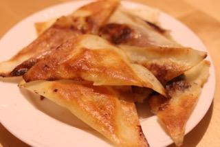 お手軽バナナホットパイを作ってみた!