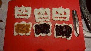 かぼちゃパイ