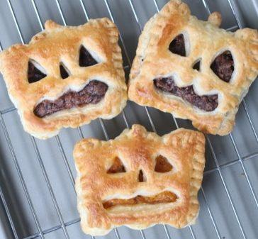 かぼちゃパイを作ってみた!