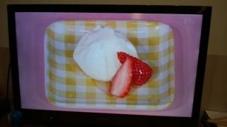 水切りヨーグルトのレアチーズケーキ[2017.4.6]