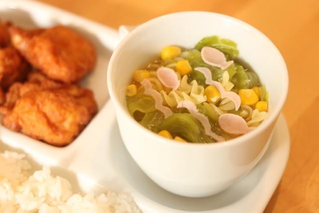 はるキャベツのたっぷりスープを作ってみた!