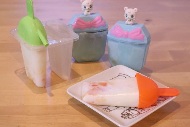 トロピカルアイスクリームの作り方