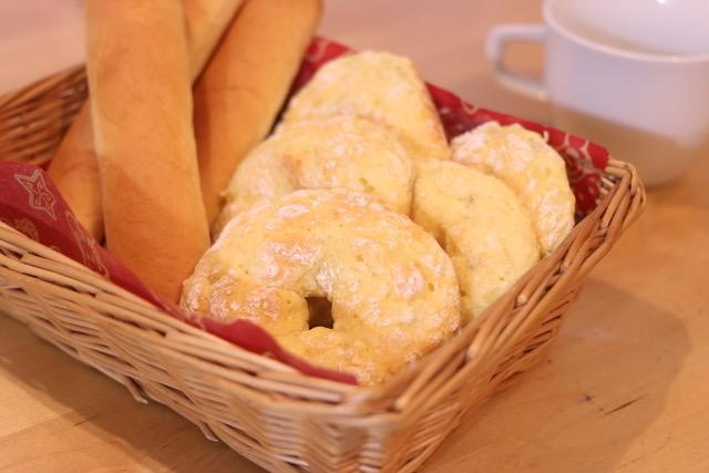 焼きパインドーナツを作ってみた!