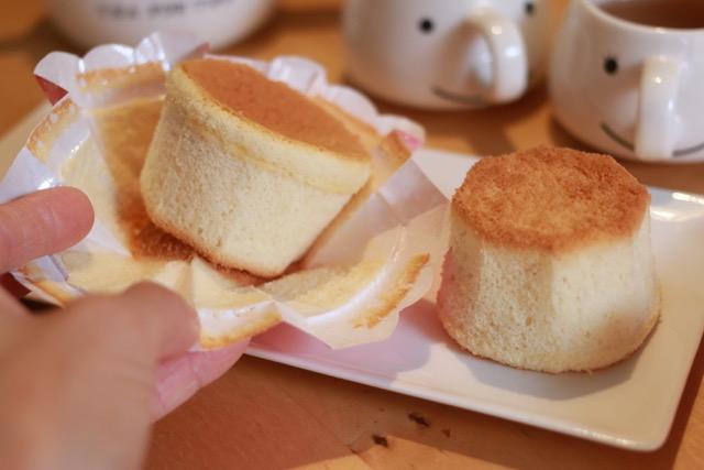 シフォンケーキ失敗の原因&成功のコツ[焼き縮みや空洞を防ぐ方法]