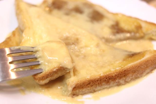 プリンと食パンで簡単☆トースターで本格フレンチトースト