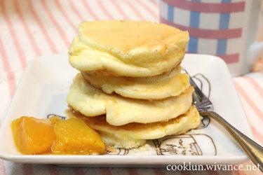 ふわふわスフレパンケーキ:作り方のコツと注意点